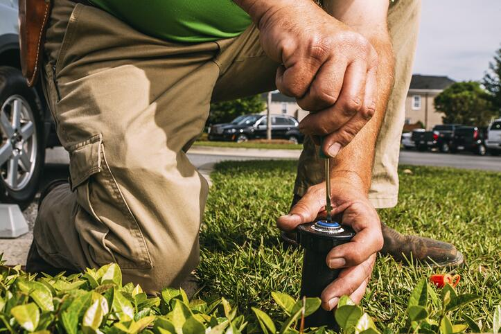 the cost of irrigation