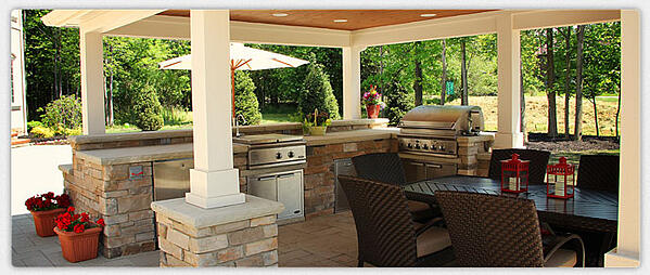 The Cost On An Outdoor Kitchen Depends Upon Your Taste And Expectations