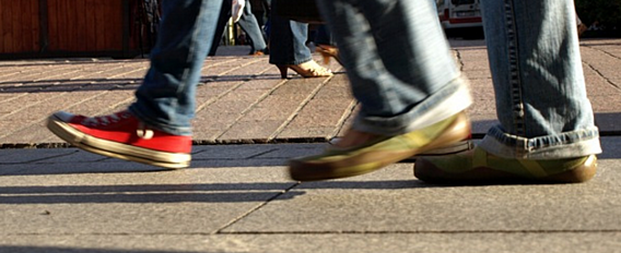 improving pedestrian safety is a top priority in commercial landscape budget planning