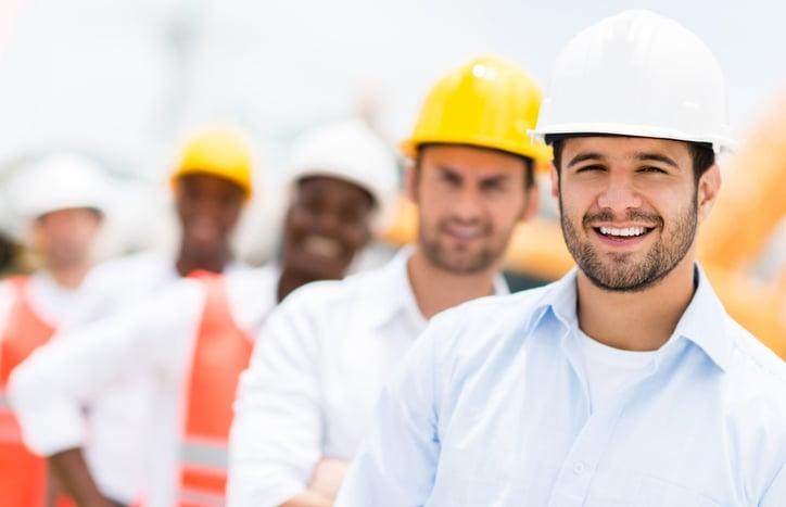 Group of general contractors