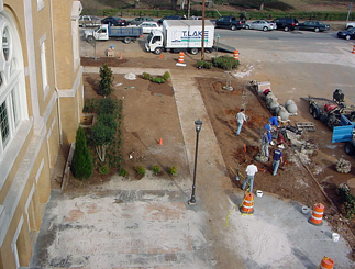 shortcuts in commercial hardscaping can result in poor quality and considerable expenses later
