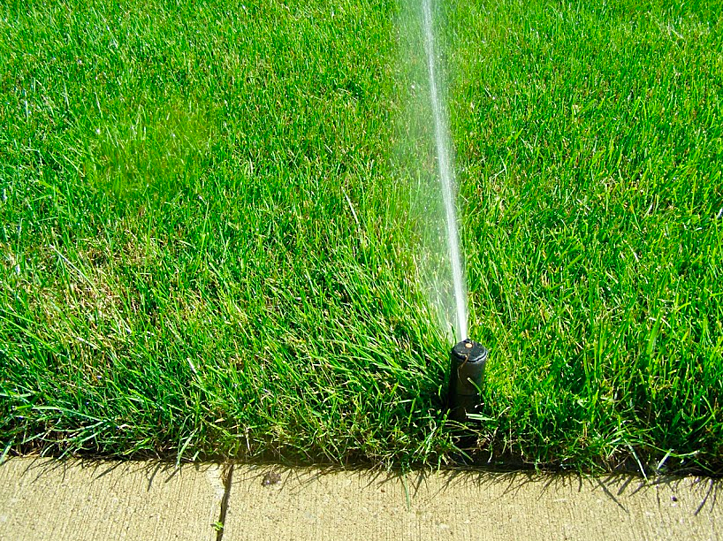 lawn irrigation Georgia